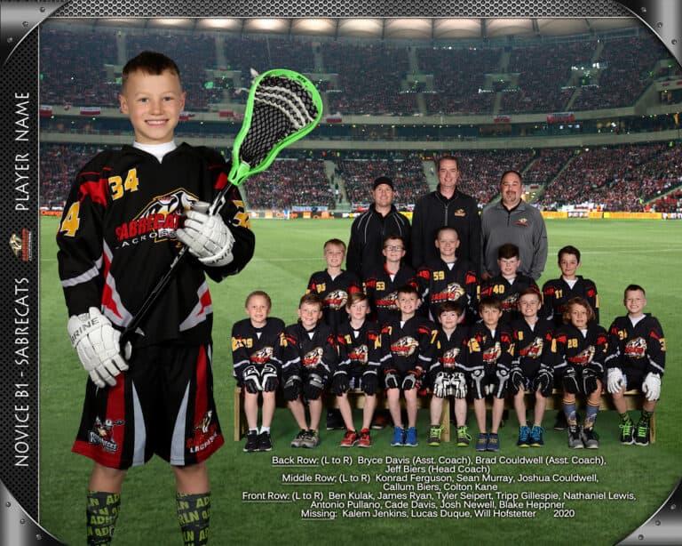 Lacrosse Team Sports